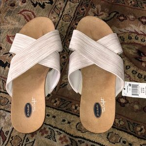 Dr scholl's Slip-on size 8.5 new with tags